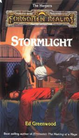 Stormlight: Forgotten Realms: The Harpers, Book 14