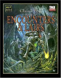 Encounters & Lairs