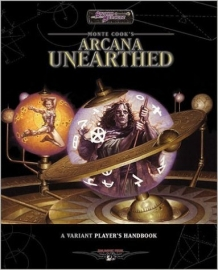 Arcana Unearthed (variant player's handbook)