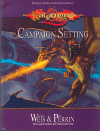 Dragon Lance Campaign Setting