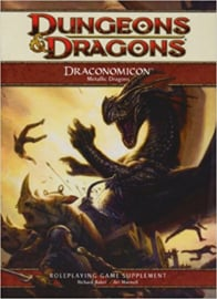 Draconomicon Metallic Dragons
