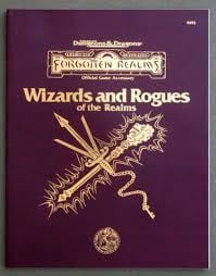 Wizards and Rogues of the realms