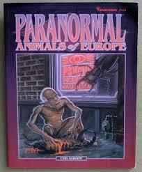 Paranormal animals of Europe