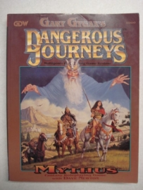 Dangerous Journeys Mythus