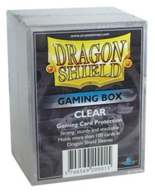 gaming box clear