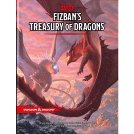 D&D Fizban's Treasury of Dragons HC Pre order