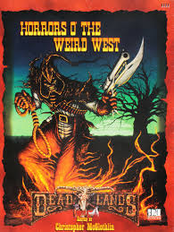 Horrors o'the weird west