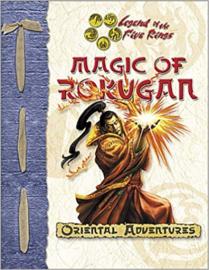 Legend of the five rings: Magic of Rokugan