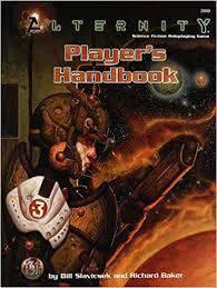 Alternity players handbook