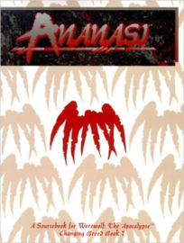 Ananasi: Changing Breed Book 7
