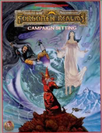 forgotten realms campaign setting incompleet