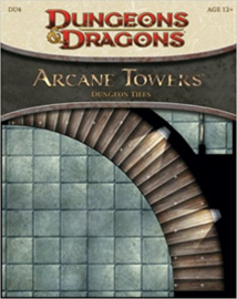 Arcane Towers - Dungeon Tiles: Dungeon Tile Set DU4