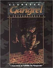 Clanbook: Gangrel