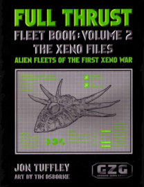 Full Thrust Fleet Book: Volume 2 (The Xeno Files)