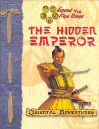 Legend of the five rings: The hidden Emperor