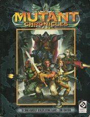 Mutant Chronicles: 2nd Edition