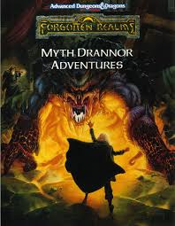 Myth Drannor adventures