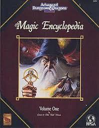The Magic Encyclopedia volume one