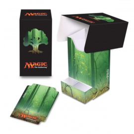 Full-View Deck Box with Tray - Magic: The Gathering - Mana 5 Forest