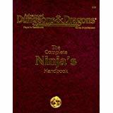 the comeplete ninja's handbook