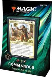 commander2019 Primal genesis