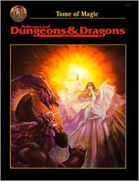 Tome of magic (black cover)