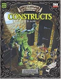 Encyclopaedia arcane: Constructs
