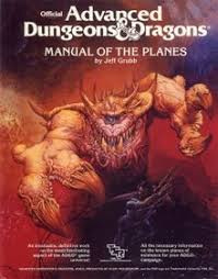 Advanced dungeons and dragons manual of the planes