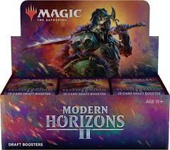 Modern horizons draft booster box