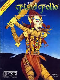Fiend Folio: Tome of Creatures Malevolent and Benign