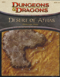 Desert of Athas - Dungeon Tiles DU7