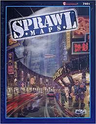 Sprawl maps