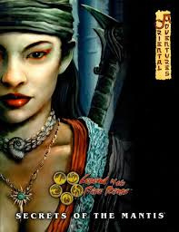 Legend of the five rings: Secrets of the mantis