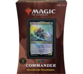 commander deck: Quantum Quandrix