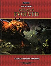 Arcana evolved (variant player's handbook)