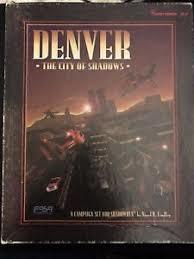 Denver the city of shadows