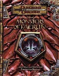 Monster Compendium: Monsters of Faerûn