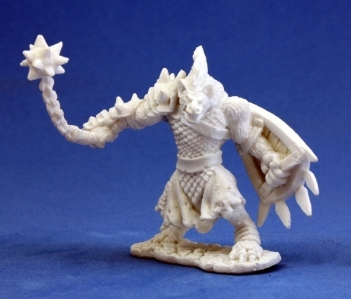 77012: Gnoll Warrior