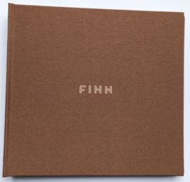 Fotoboek linnen cover - FINN