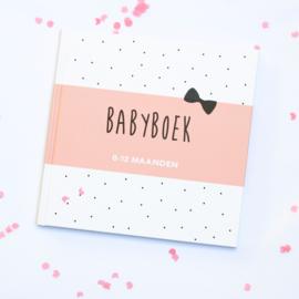 Babyboek 0-12mnd.