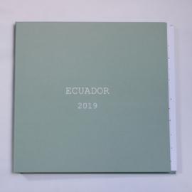 Fotoboek linnen cover XL