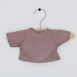 Shirtje vintage roze -Paola