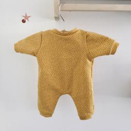 Pakje geel stipjes -Babyborn