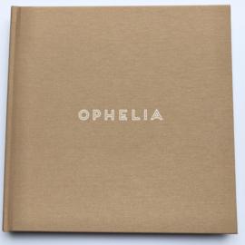 Opgroeiboek linnen cover - OPHELIA
