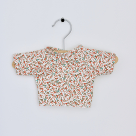 Shirtje flowers -Paola
