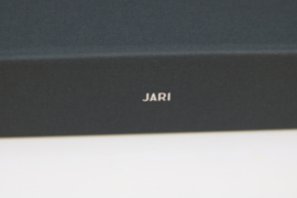 Kaartenmap linnen cover - Jari