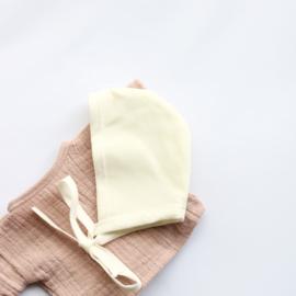 Bonnetje - off-white