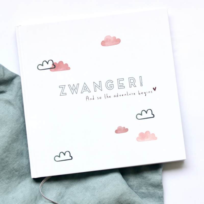 Zwangerschapsdagboek - met korting!