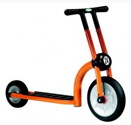 Oranje Step Recht Stuur