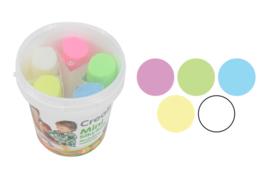 Creall SilkySoft - Kleine Emmer, Pastel Kleuren